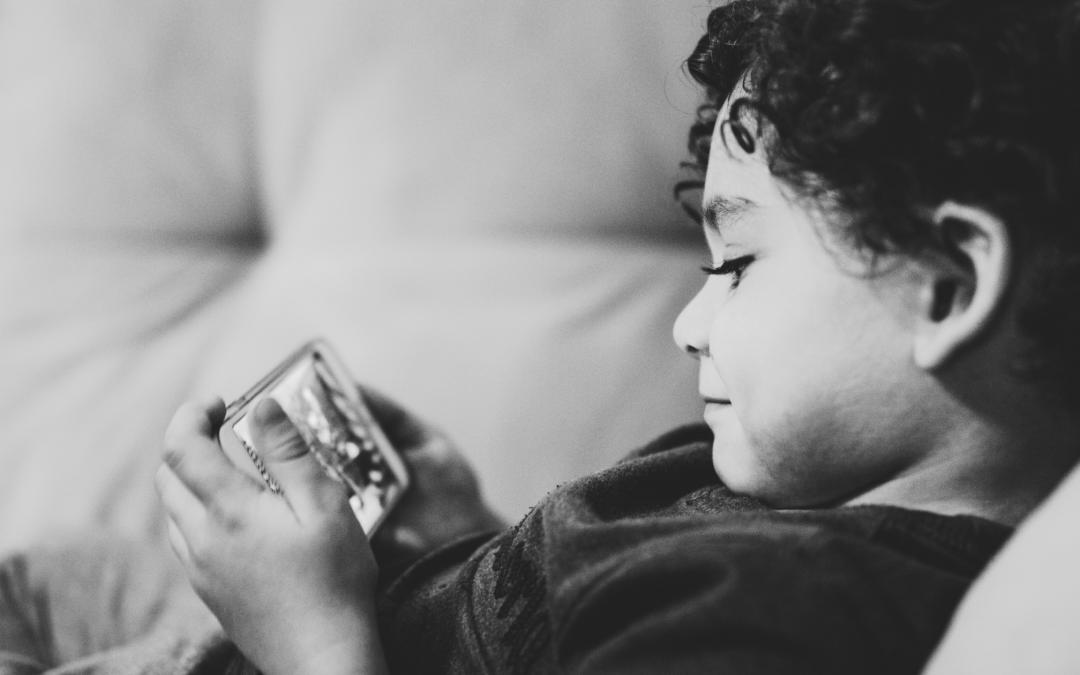 Quanto limitare la tecnologia ai bambini #024