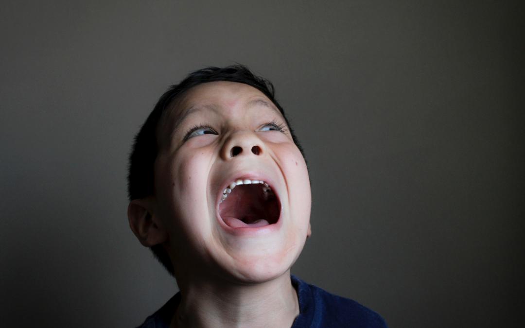 Gestire bambini arrabbiati e aggressivi #052