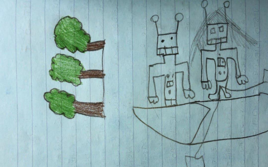 Un robot eroe. La storia di Davide. [PUNTATA SPECIALE]