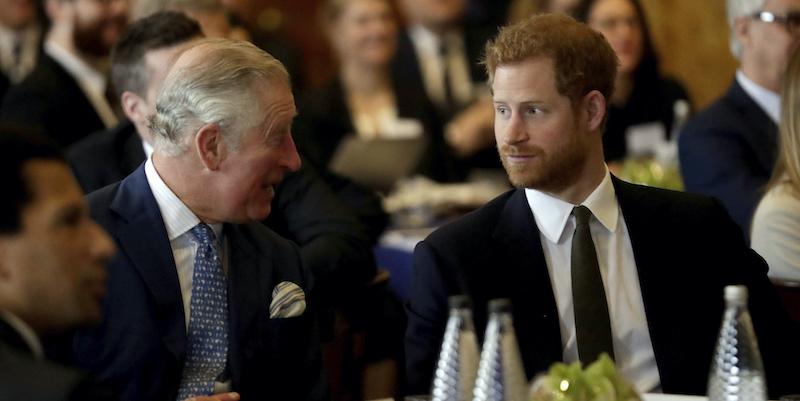 Il Principe Harry vuole crescere con suo figlio #104